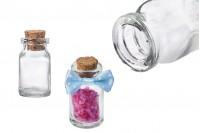 Staklena flašica za apoteke 6 ml sa pampurom
