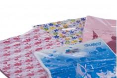 Plastična kesica sa printom 30x40cm -100 kom. Akcija! Popust -40% na 10 i više kupljenih pakovanja