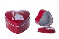 Алуминијумска венчна тема у облику срца