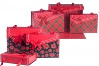 Кутије за складиштење - комплет од 3 комада (СМЛ)