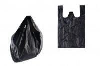 Plastična crna kesa 26x40 cm- 100kom