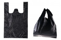 Plastična crna kesa 35x55 cm- 100kom