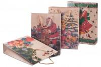 Божична торба за поклоне са ДравСтринг 240к80к330 у различитим дизајном