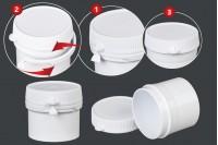 Kutijica u obliku tube sa sigurnosnim prstenom 20 ml za lekove