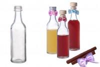 Mala flašica za venčanje ili krštenje 50 ml  *