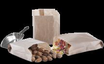 Papirne kraft kese za hranu