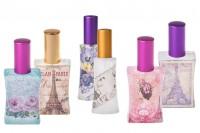 Стисните бочице за парфеме 50 мл децоупаге