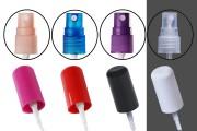 Plastični sprej 18/415 sa poklopcem u raznim bojama