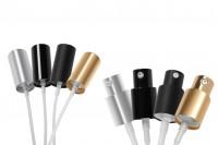 Aluminijumska pumpica PP18 pogodna za kremu i uljane teksture
