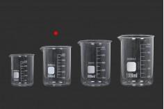 Staklena čaša 500ml