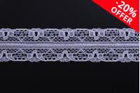 Најлонска чипка мекана ширина 20 мм - 10 метара комада