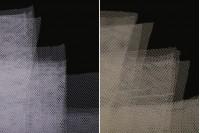 Marama od tila, pogodan za poklončiće za goste na venčanju -srednje kruti 30x36 cm za goste – 100 komada
