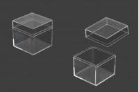 Plastična providna kutija- 12kom