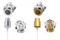 SET- sprej PP15 i akrilni poklopac u zlatnoj ili srebrnoj boji