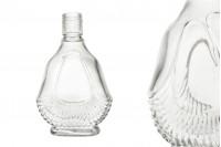 Staklena flaša za ulje, sirće, piće ili dekoraciju 90x38x145 – 130 ml