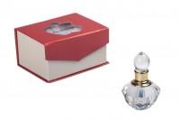Кристал 3 мл бочице са стакленим поклопцем и игло