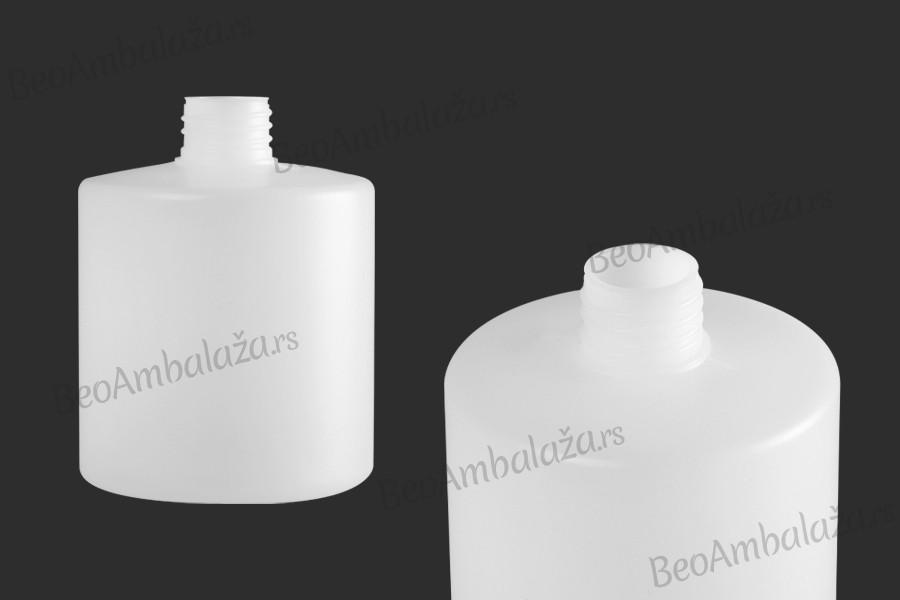Plastična poluprovidna boca od 500 ml (PP28)