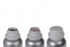 Aluminijumska boca 1000 ml za  essence parfema i alkoholnih rastvora sa sigurnosnim zatvaračem.