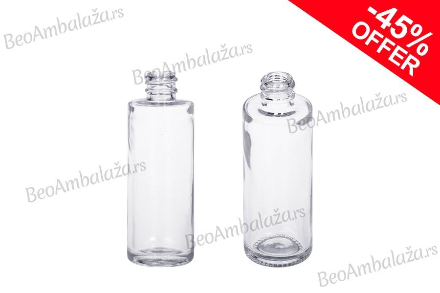 Akcija! Okrugla bočica 18/415 za parfem 50ml sa 71,11din na 38,79din ( minimalna porudžbina 1 kutija)