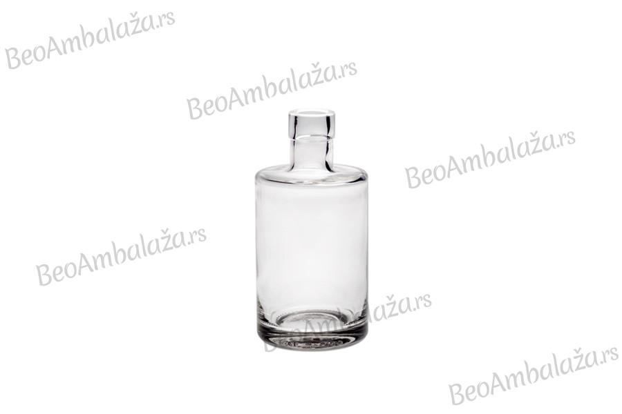 Cilindrična, lepa flaša za ulje  i piće 500 ml