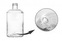 Flaša za parfeme sa metalnom slavinom 1000 ml Chiara*