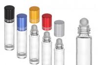 Staklena roll-on bočica 10ml sa staklenom kuglicom- 12kom