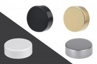 Plastični Gpi zatvarač 33 / 400 sa aluminijumskom oblogom idealan za parfeme u raznim bojama
