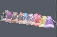 Vrećice od tila 70x90mm u različitim bojama - 100 kom