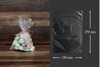 Торбе - психијатар филма (ПОФ психијатар) за паковање хране 180к250 мм - 100 ком