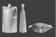 Aluminijumska Doy Pack vrećica 500ml sa belim zatvaračem
