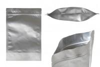 Aluminijumske DoyPack kesice 210x50x310 mm sa zip zatvaranjem i mogućnošču termo lepljenja- 100kom