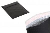 Koverta 13x18 cm u crnoj mat boji sa pucketavom folijom - 10kom