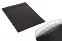 Koverta 18x28cm u crnoj mat boji sa pucketavom folijom - 10kom