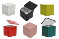 Metalna kutija za odlaganje 85x85x85mm