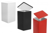 Metalna kutija za odlaganje 85x85x150mm