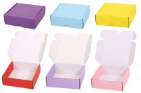 Kartonska kutija 145x135x50 mm u boji- 20kom