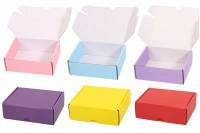 Kartonska kutija u boji 170x130x60 mm za pakovanje- 20kom
