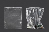 Transparentna plastična kesica 350x450 mm sa belim patent zatvaranjem- 50kom
