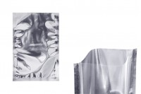 Aluminijumska kesa 160x240mm sa providnom prednjom stranom i mogućnošću toplotnog zatvaranja -100 kom