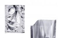 Aluminijumska kesa 180x260mm sa providnom prednjom stranom i mogućnošću toplotnog zatvaranja -100 kom