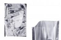 Aluminijumska kesa 240x370mm sa providnom prednjom stranom i mogućnošću toplotnog zatvaranja -100 kom