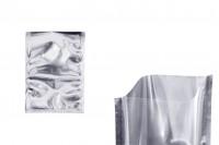 Aluminijumska kesa 120x170mm sa providnom prednjom stranom i mogućnošću toplotnog zatvaranja -100 kom