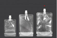 Plastična providna DoyPack kesa 500ml za tečnost- 50kom
