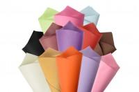 Papir za uvijanje –pakovanje MAT 50x70 cm u različitim bojama – 25 kom