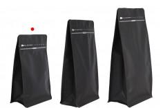 Aluminijumske DoyPack kese130x70x200mm sa zip zatvaranjem i mogućnošću termo lepljenja- 25kom