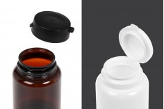 Plastična PET teglica 100ml za lekove ili kapsule